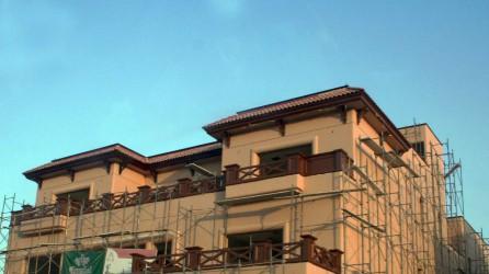 Les étapes d'une maison