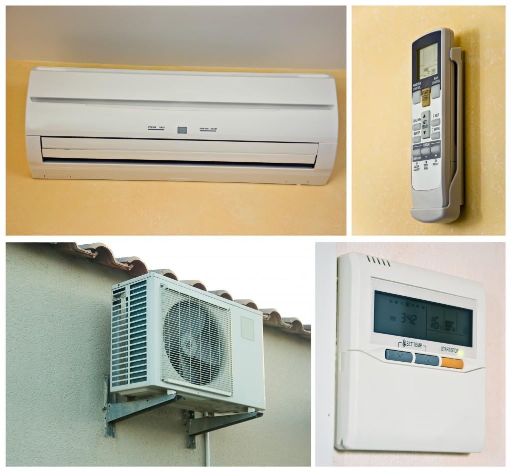 kit climatisation