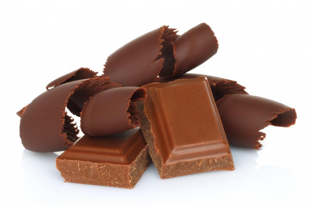 Évitez le chocolat avant de vous coucher