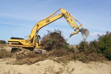 Disposant du matériel approprié, GAT06 peut répondre à tous vos besoins en terrassement.