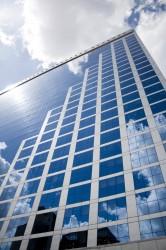 Les quartiers d'affaires regroupent un nombre conséquent d'entreprises