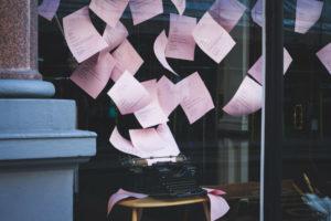 consommation papier